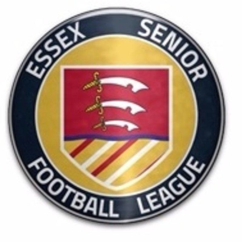 Essex Senior League 2018/19 Constitution
