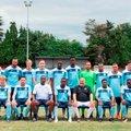Barkingside FC lose to London Bari 0 - 1