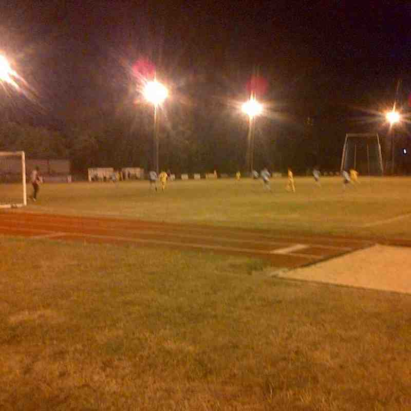 Barkingside v Concord - 14/09/2016 - By Jimmy Flanaghan