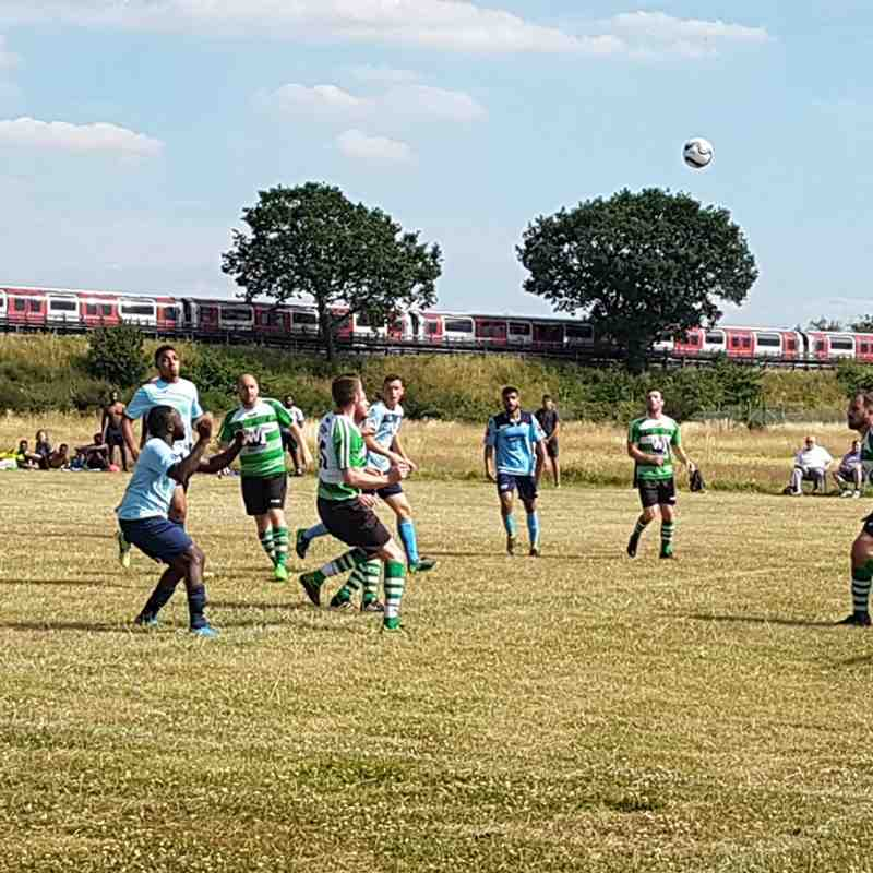 Barkingside v Catholic United- 08/07/2017 - By Neil Porter