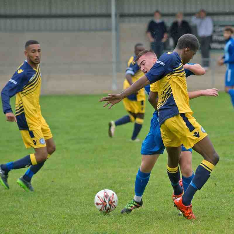 Ware v Barkingside - 29/07/2017 - By Ian Bush
