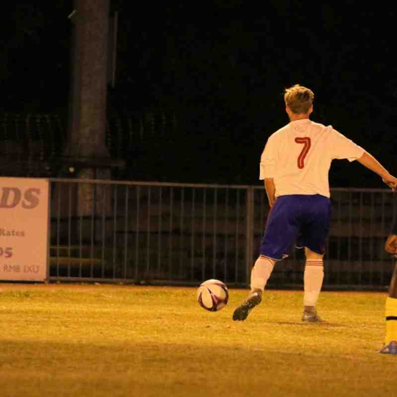 Ilford v Barkingside - 13/09/2017 - By Phil Lindhurst
