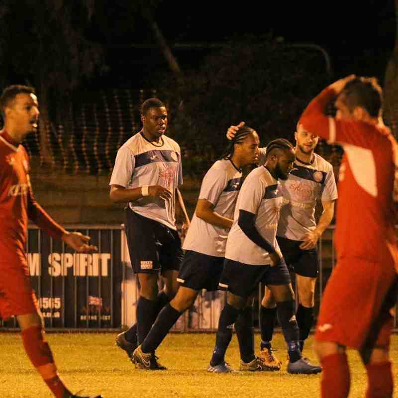 Barkingside v Redbridge - 15/09/2017 - By Phil Lindhurst