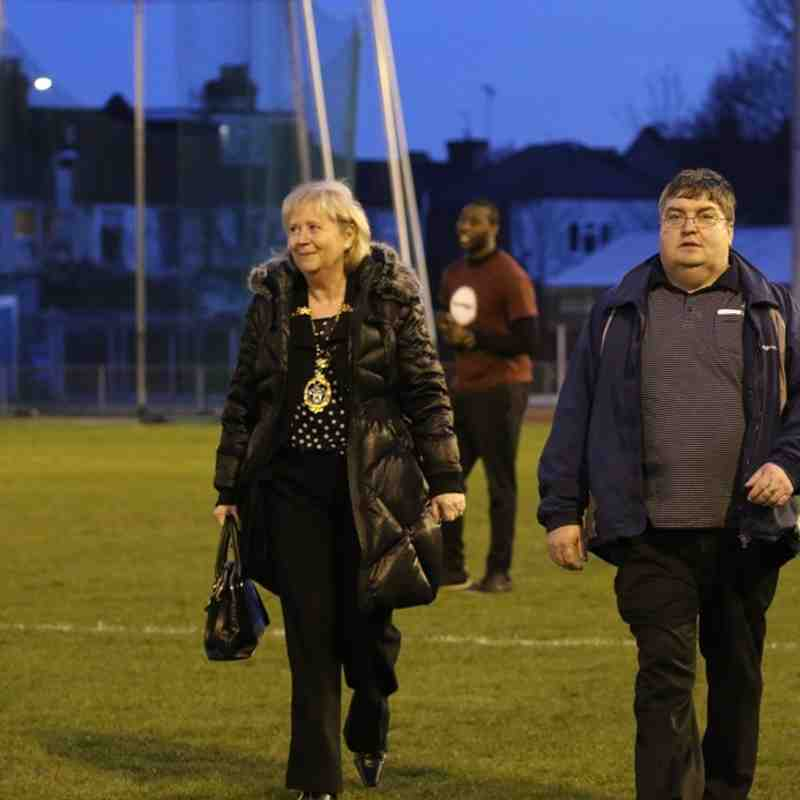 Barkingside v Tower Hamlets - 06/04/2018 - By Phil Lindhurst
