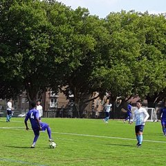 Brimsdown v Barkingside - 14/07/2018 - By Jimmy Flanaghan