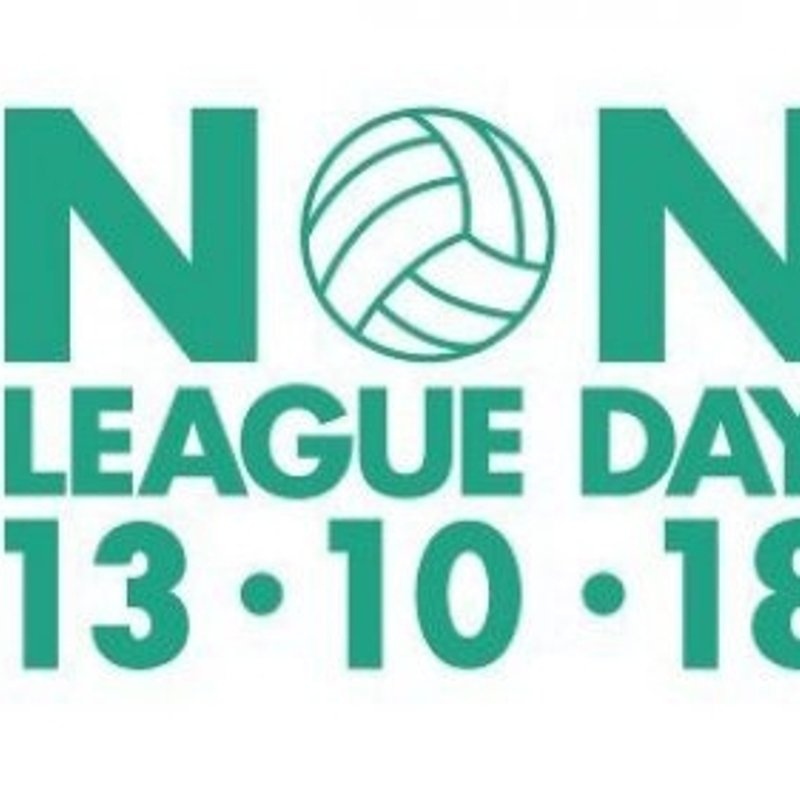 Side Lose On Non League Day