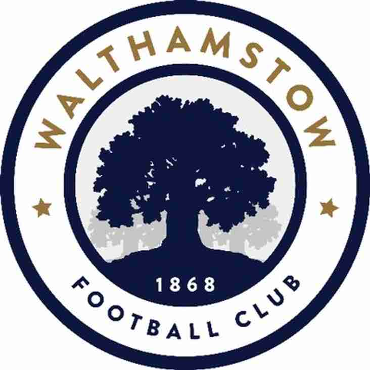 Special Admission For Walthamstow Match