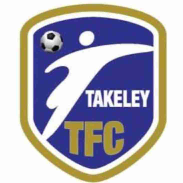 Defeat To Takeley