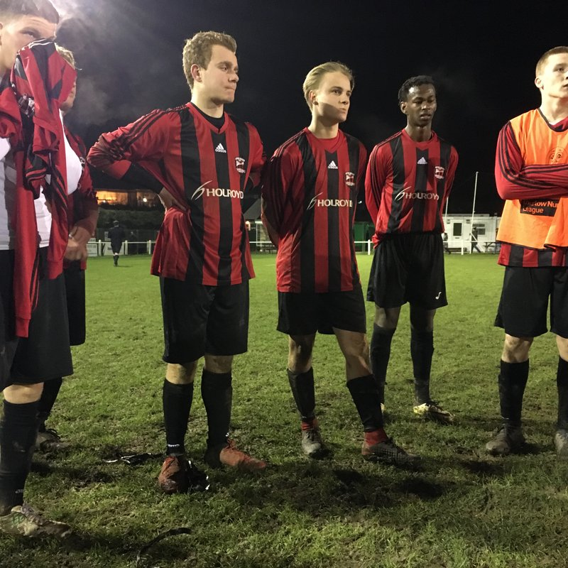 Honours even as Walden reserves snatch point against Haverhill Rovers