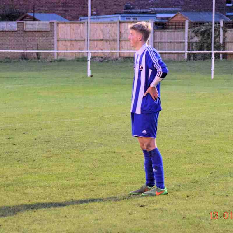 Long Melford V SW Reserves 13-1-18