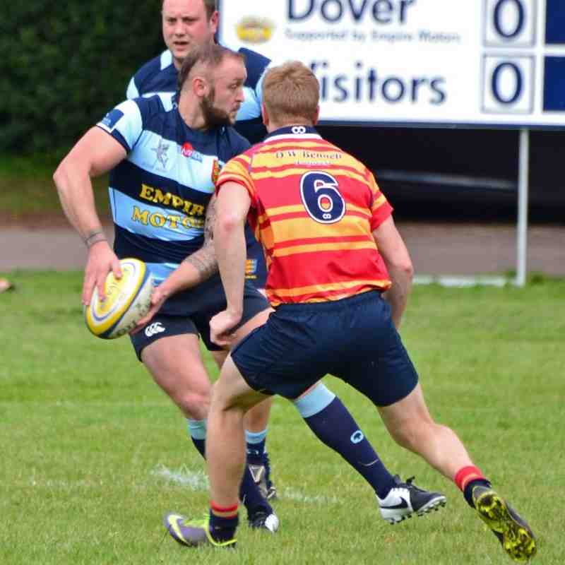 Dover Sharks RFC 1XV vs Medway RFC 1XV