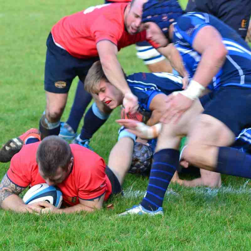 Dover Sharks RFC 1XV vs Brighton RFC 1XV 2014/15