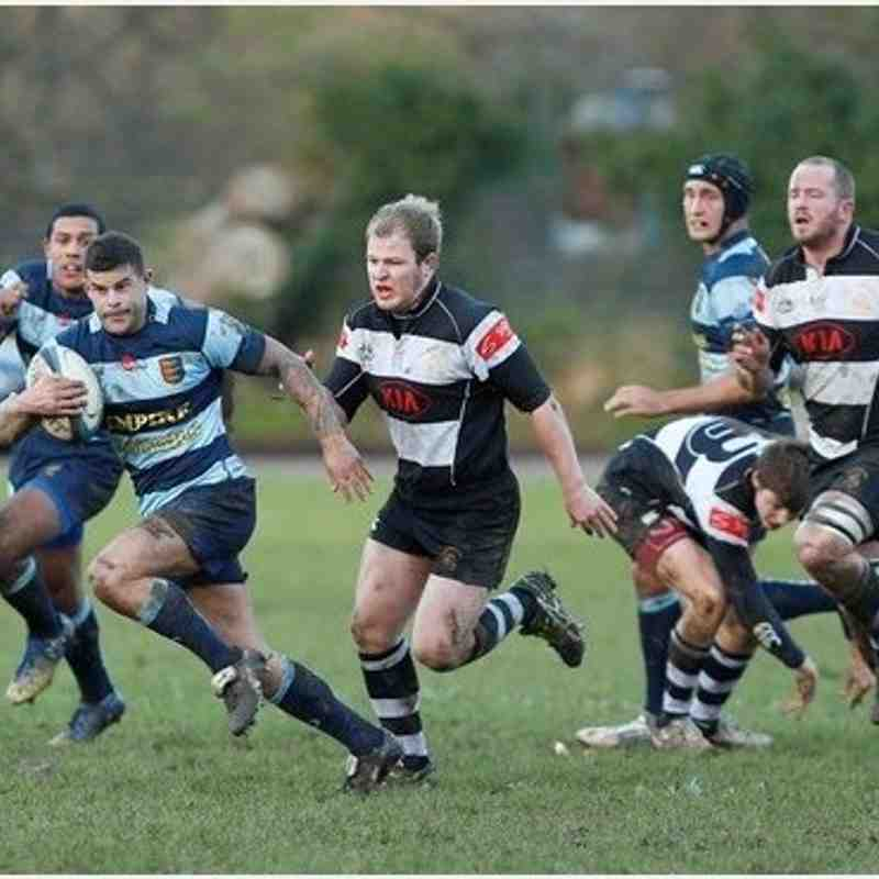 Dover Sharks RFC 1XV vs Sutton & Epsom RFC 1XV