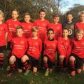 New Year and a New Level found for the u12s Blacks