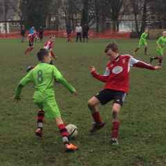 U12s Blacks v Hepworth United - 11th January 2015
