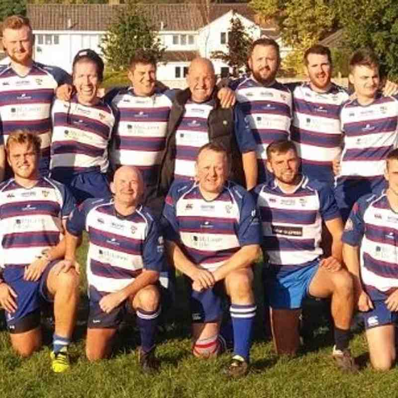 Wells 3rds v Wanderers