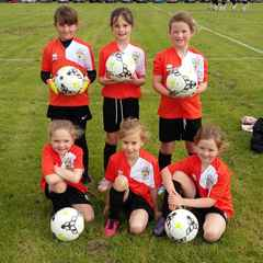 FREE GIRLS FOOTBALL CAMP @ BRIGHOUSE TOWN!