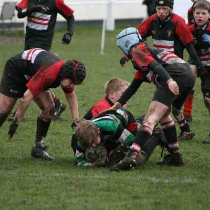 U11 Yorkshire Cup Final 13th March 2011