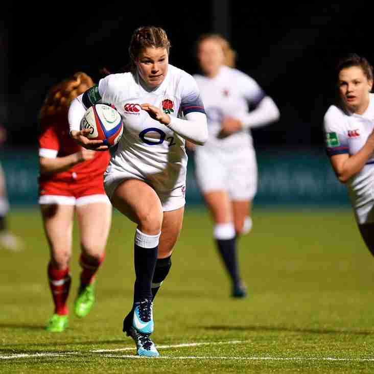 Jess Breach to join England Sevens programme