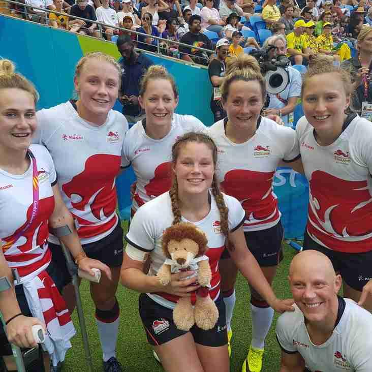 Jess Helps England to Bronze