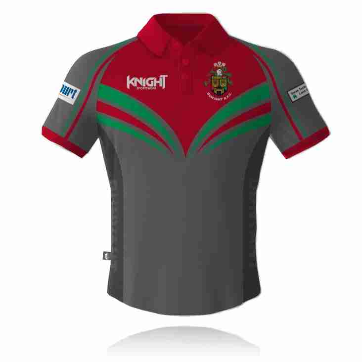 Dunvant Youth Team Polo's Available to Order Online