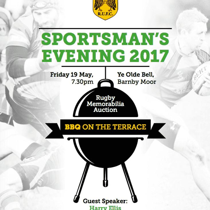 Sportmans Evening 2017