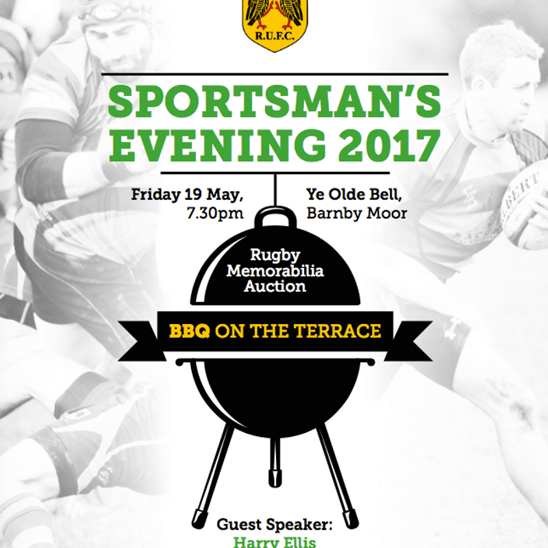 Sportmans Evening 2017