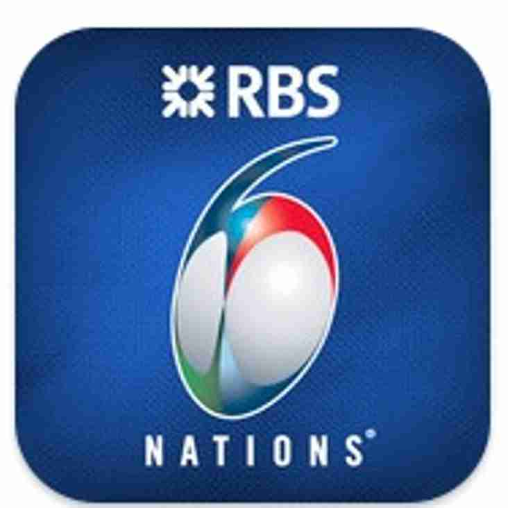 2018 'RBS Six Nations Championship' Internationals – Ticket Application Form