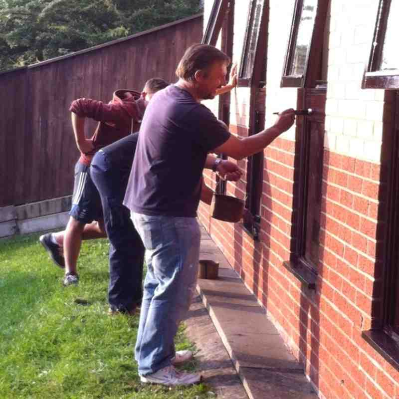 Community Work 2014