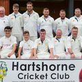 Hartshorne CC - 2nd XI 156/9 - 158/3 Melbourne Town CC - 2nd XI