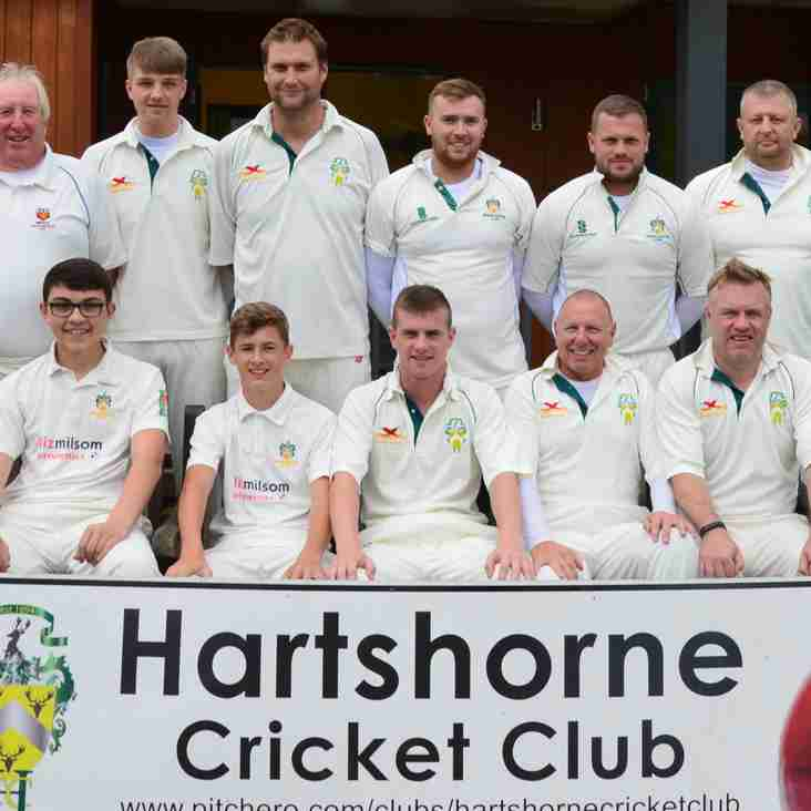 Double centuries for 2nd XI lead to winning draw