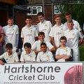 Hilton vs. Hartshorne Cricket Club
