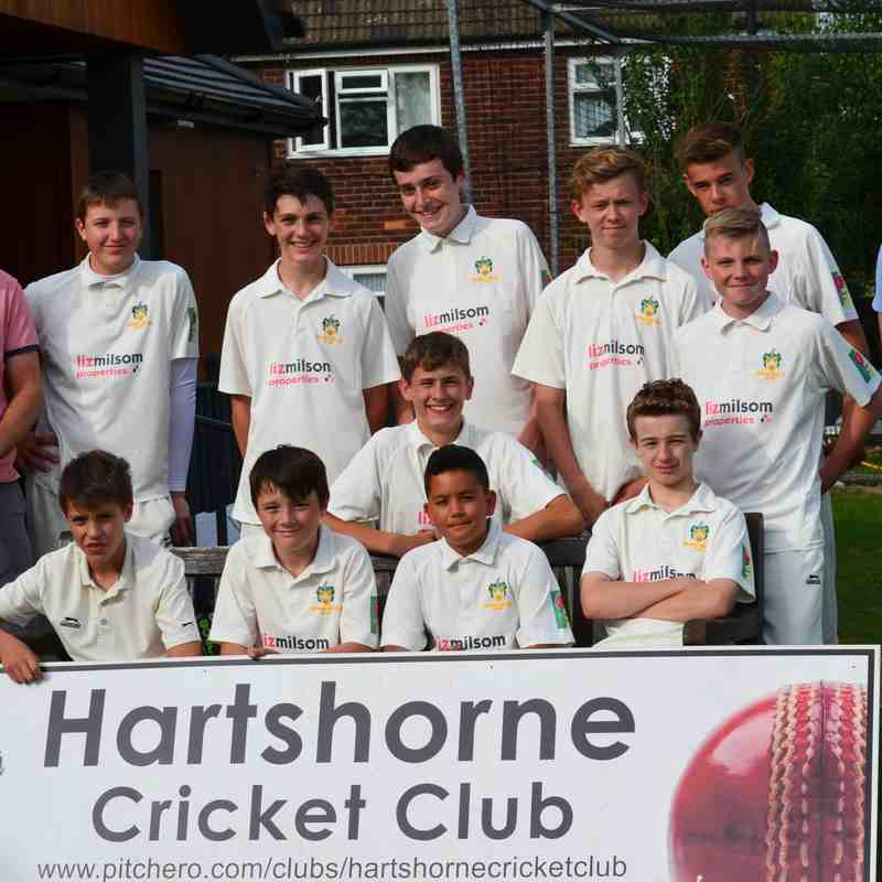 Under 15s v Swarkestone 18.7.17
