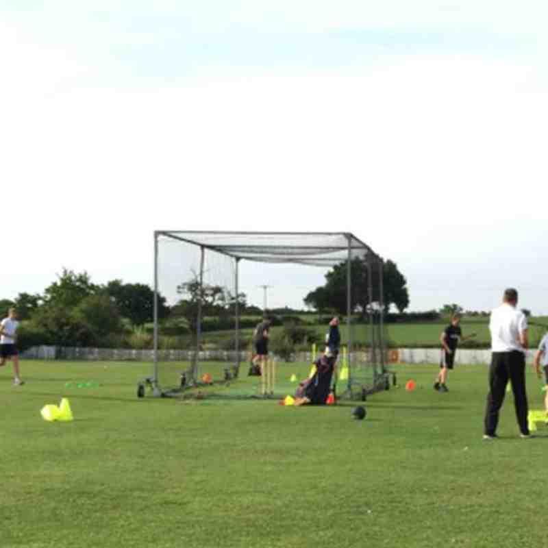 Under 15's Coaching