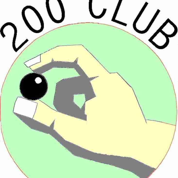 ODRFC 200 Club