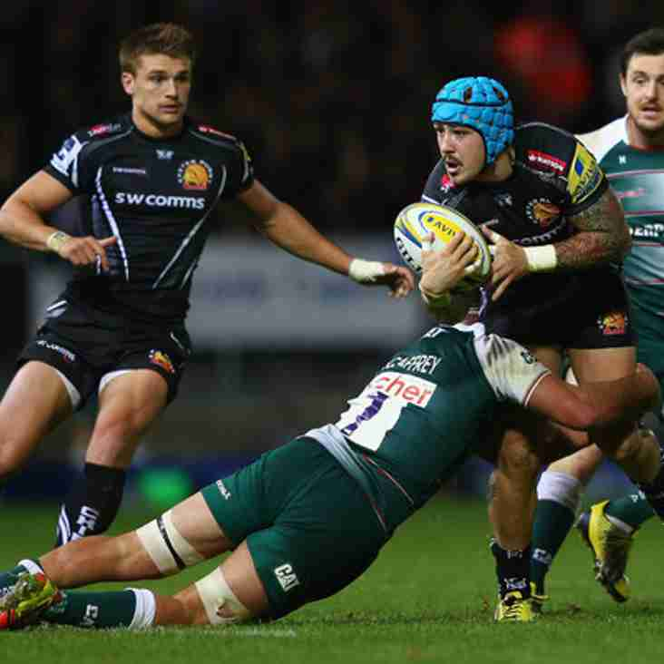 Leicester Tigers/Exeter Chiefs Raffle