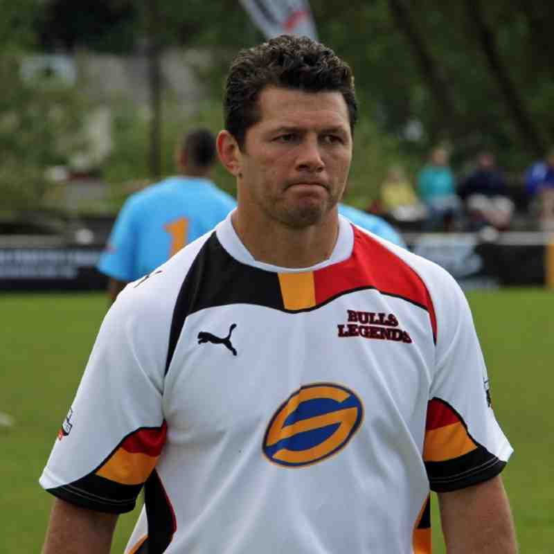 Bulls Legends V Super League Legends @ RugbyRocks Sunday 17/7/12