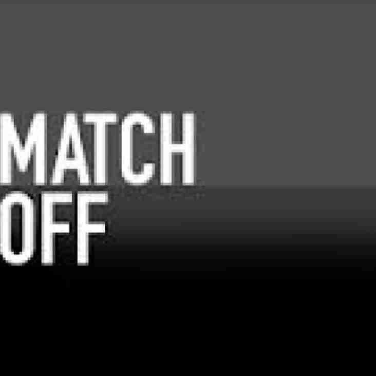 Match off