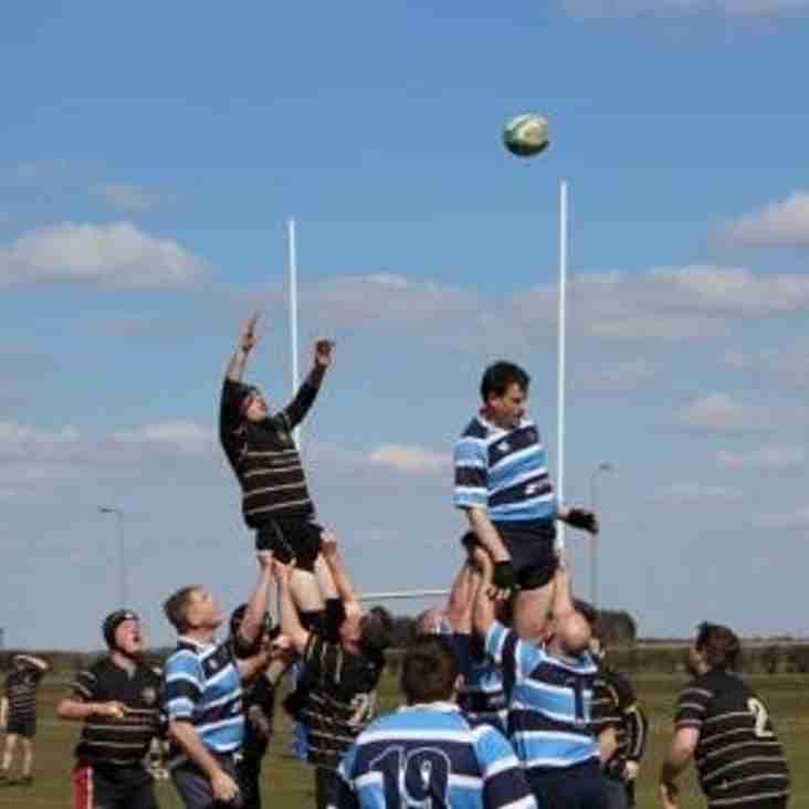 Marlow 3rd XV vs Harwell 3rd XV