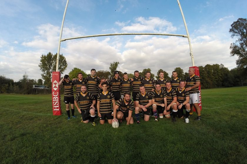 Marlow 2nd XV beat Beaconsfield II 23 - 19