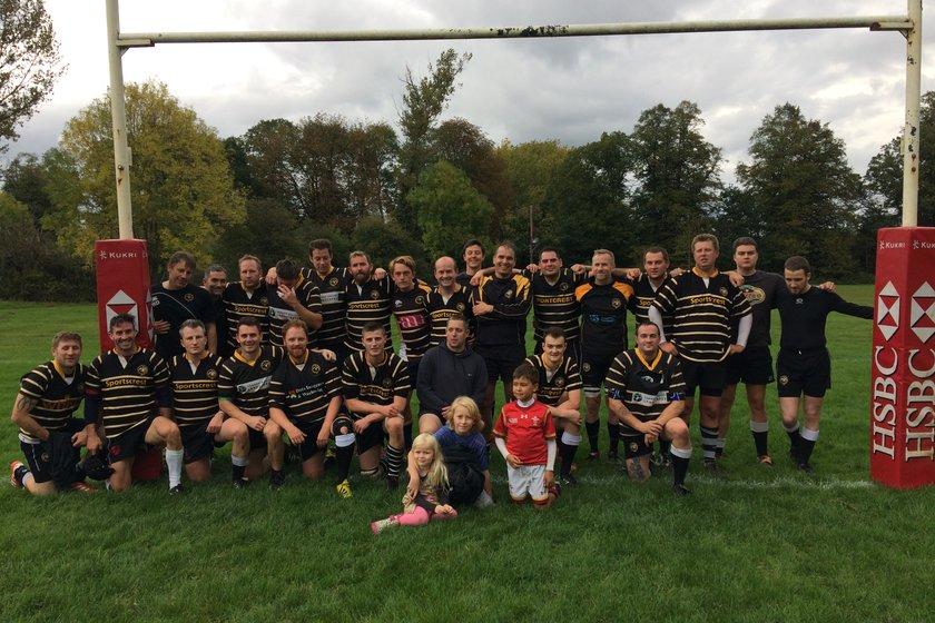 Marlow 3rd XV are second to a classy Maidenhead side.