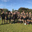 Hungerford Cavalry are the only difference against the 15 men of Marlow 3rd XV