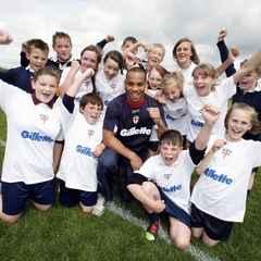 Midlands Schools Train With England