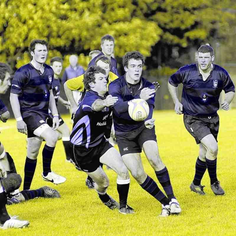 NB v Berwick 29.02.2012