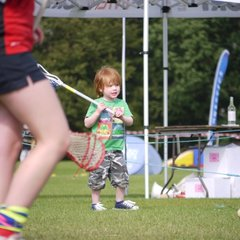 Lacrosse at Gloucestershire SportsFest 2012