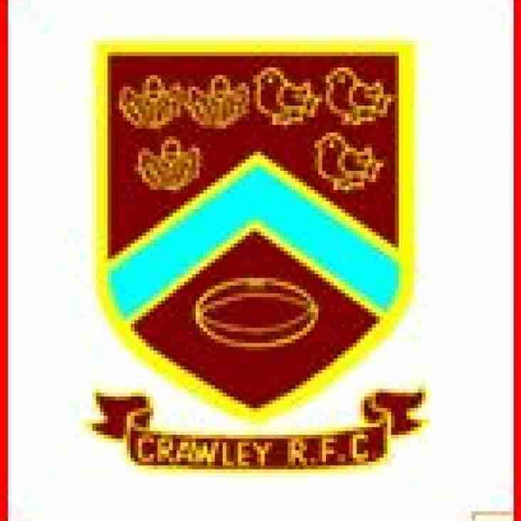 Crawley RFC Club AGM