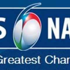 RBS Six Nations Starts Saturday 6th Feb