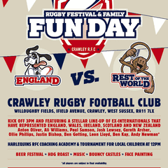 Rugby Festival & Family Fun Day 4th June in aid of Oliver's Wish Foundation