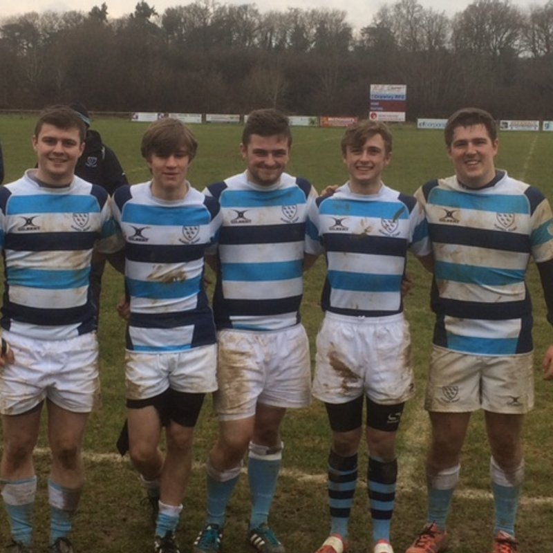 5 Crawley Players in Sussex U20 Team