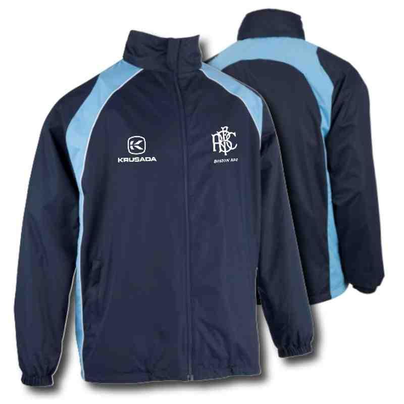 BRFC Krusada - Contrast Shower Jacket